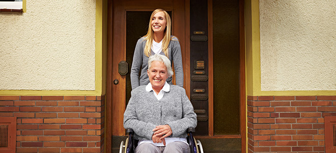 Moving out of a nursing home - NHT