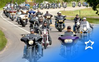 All Wheels Poker Run