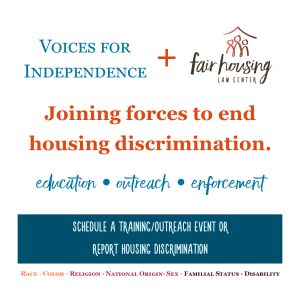 Affordable Housing for People with Disabilities - Voices For