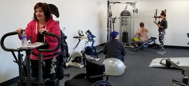 VFI Fitness Center