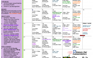 Check it Out– Erie's October Calendar is Here!
